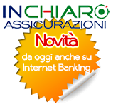assicurazione inchiaro su internet banking Sella.it