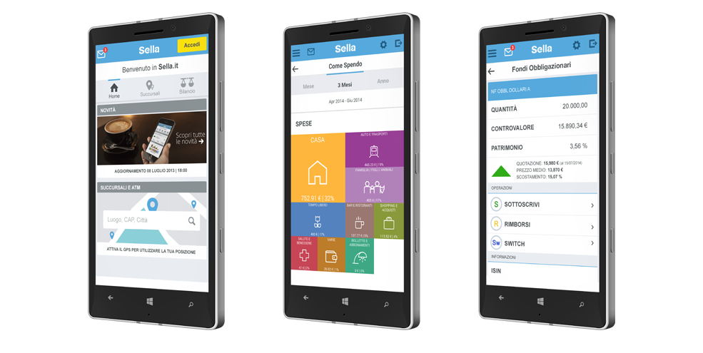 App mobile home for Smartphone ultime uscite